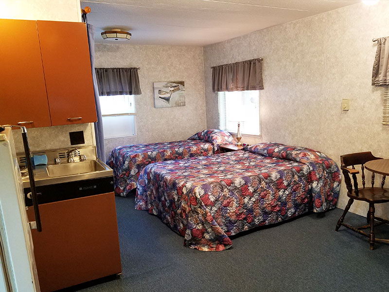 Photo Gallery Cottage Interior from Ontario Shores RV Park