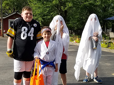 Park Activities Halloween From Ontario Shores Rv Park