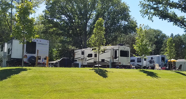 RV Rates From Ontario Shores Rv Park