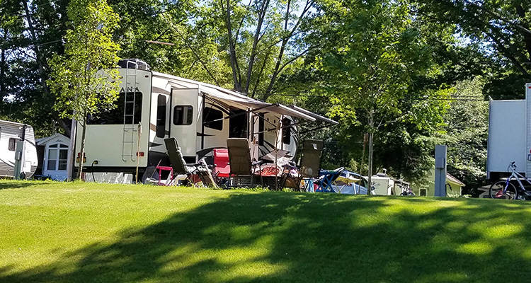 RV Site Rules & Guidelines from Ontario Shores RV Park