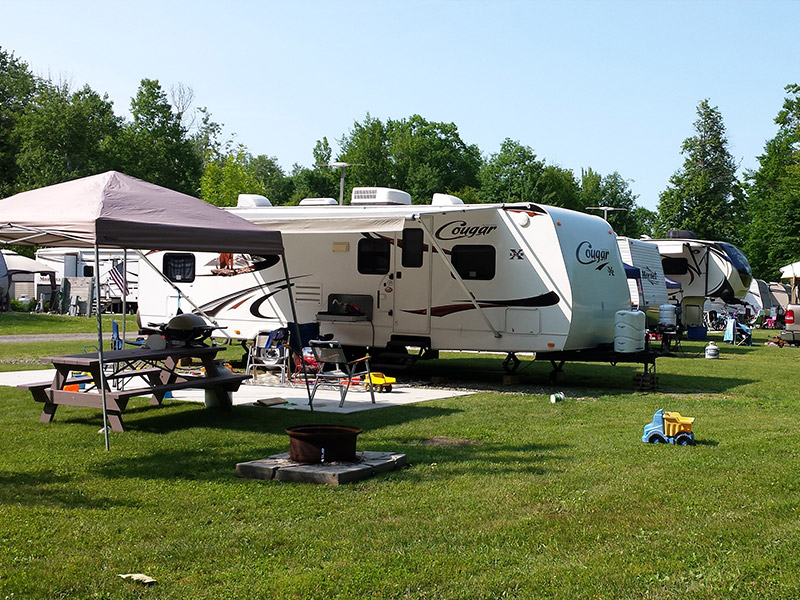 Photo Gallery RV Camping from Ontario Shores RV Park